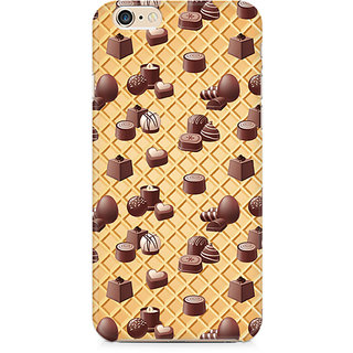 Zenith Eclair Love Premium Printed Cover For Apple iPhone 6 Plus/6s Plus