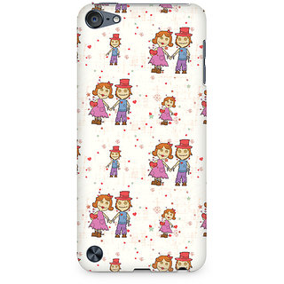 Zenith Scarecrow Love Premium Printed Mobile cover For Apple iPod Touch 5