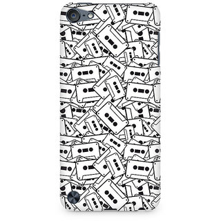 Zenith Mobile covertte Cluster Premium Printed Mobile cover For Apple iPod Touch 5