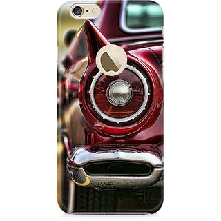 Zenith Chevrolet Premium Printed Mobile cover For Apple iPhone 6/6s with hole