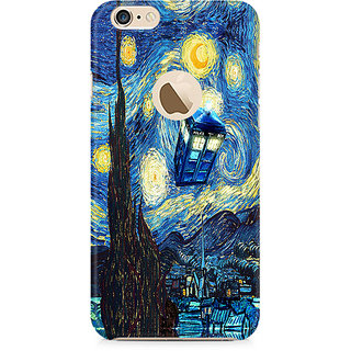 Zenith Doctor Who Premium Printed Mobile cover For Apple iPhone 6/6s with hole