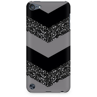 Zenith Down Sparkle Premium Printed Mobile cover For Apple iPod Touch 6
