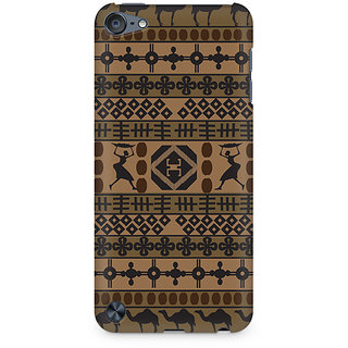 Zenith African Impulse Premium Printed Mobile cover For Apple iPod Touch 6
