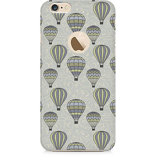 Zenith Vintage Hot Air Balloons Premium Printed Mobile cover For Apple iPhone 6/6s with hole