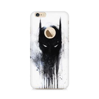 Zenith Fading Batman Mask Premium Printed Mobile cover For Apple iPhone 6/6s with hole