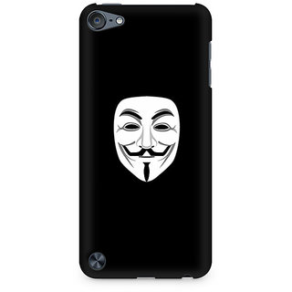 Zenith Mask of V Premium Printed Mobile cover For Apple iPod Touch 5