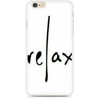 Zenith Relax Premium Printed Cover For Apple iPhone 6 Plus/6s Plus
