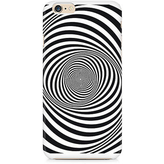 Zenith Revolving Illusion Premium Printed Cover For Apple iPhone 6 Plus/6s Plus