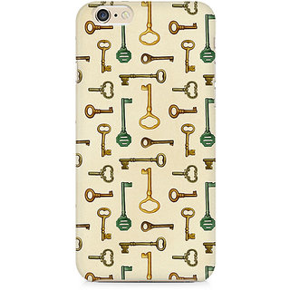 Zenith Skeleton Key Premium Printed Cover For Apple iPhone 6 Plus/6s Plus