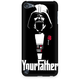 Zenith Your Father Premium Printed Mobile cover For Apple iPod Touch 6