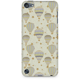 Zenith Stars and Balloons Premium Printed Mobile cover For Apple iPod Touch 6