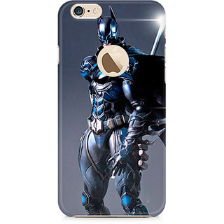 Zenith Dark Knight Animated Premium Printed Mobile cover For Apple iPhone 6/6s with hole