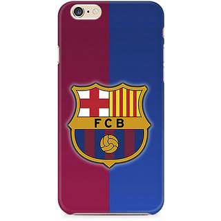 Zenith FCB Logo Premium Printed Mobile cover For Apple iPhone 6/6s