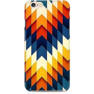 Zenith Up or Down Premium Printed Cover For Apple iPhone 6 Plus/6s Plus