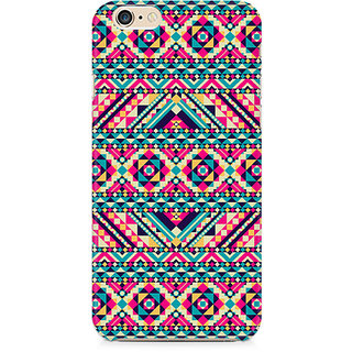Zenith Tribal Aztec Premium Printed Mobile cover For Apple iPhone 6/6s