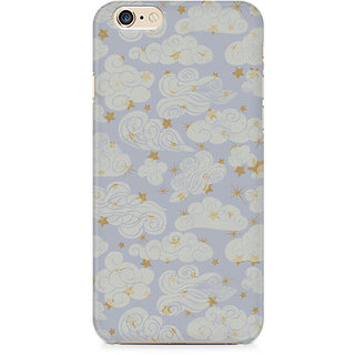 Zenith Vintage Clouds Premium Printed Mobile cover For Apple iPhone 6/6s