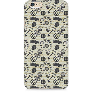 Zenith Vintage Machinery Premium Printed Mobile cover For Apple iPhone 6/6s
