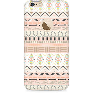 Zenith Tribal Chic05 Premium Printed Mobile cover For Apple iPhone 6/6s with hole