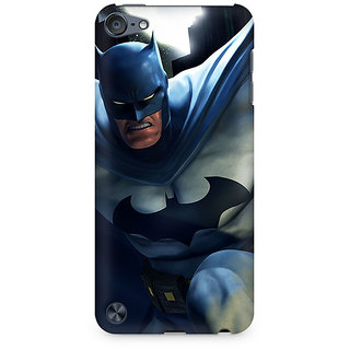 Zenith Batman in DC Universe Premium Printed Mobile cover For Apple iPod Touch 6
