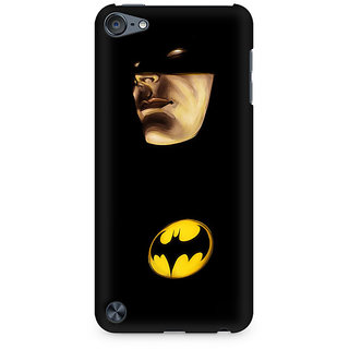 Zenith Batman In the Dark Premium Printed Mobile cover For Apple iPod Touch 6