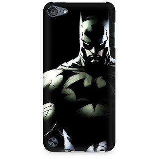 Zenith Batman Intense Premium Printed Mobile cover For Apple iPod Touch 6