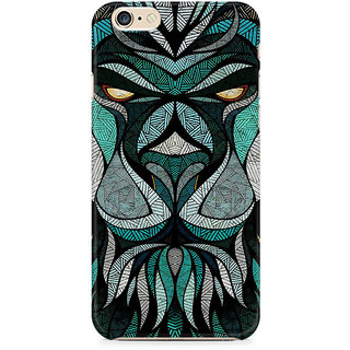 Zenith Lion Mighty Premium Printed Mobile cover For Apple iPhone 6/6s