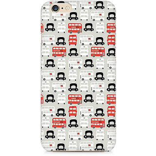 Zenith London Cab and Bus Premium Printed Mobile cover For Apple iPhone 6/6s