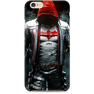 Zenith Redhood Equipment Premium Printed Mobile cover For Apple iPhone 6/6s