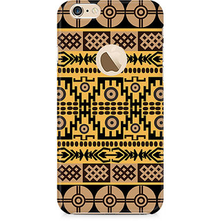 Zenith Geometric Abstract Premium Printed Mobile cover For Apple iPhone 6/6s with hole