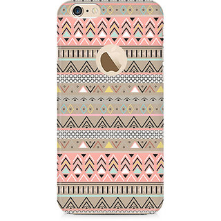 Zenith Tribal Chic11 Premium Printed Mobile cover For Apple iPhone 6/6s with hole