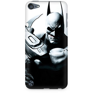 Zenith Batman Arkham City Premium Printed Mobile cover For Apple iPod Touch 6