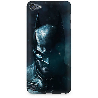 Zenith Batman The Dark Knight Premium Printed Mobile cover For Apple iPod Touch 6