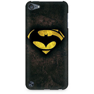 Zenith Batman vs Superman Dawn of Justice Premium Printed Mobile cover For Apple iPod Touch 6