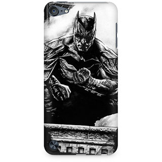 Zenith Batman Premium Printed Mobile cover For Apple iPod Touch 6