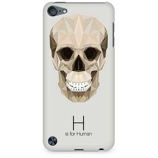 Zenith H For Human Premium Printed Mobile cover For Apple iPod Touch 5