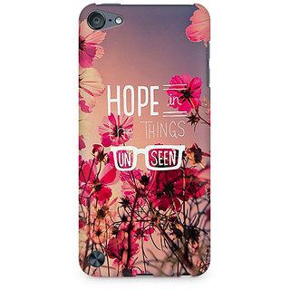 Zenith Hope in Unseen Premium Printed Mobile cover For Apple iPod Touch 5