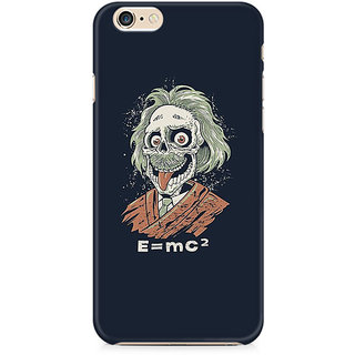 Zenith Skully Einstein Premium Printed Mobile cover For Apple iPhone 6/6s