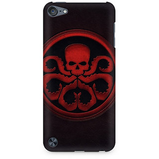 Zenith Skuluctopus Premium Printed Mobile cover For Apple iPod Touch 6