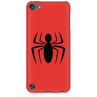Zenith SpiderMan Spider Premium Printed Mobile cover For Apple iPod Touch 6