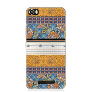 7Continentz Designer Back Cover For Lava Iris X8