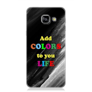 7Continentz Designer back cover for Samsung Galaxy A5(2016)