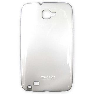 Latest FONOKASE Samsung Galaxy Note N7000 i9220 Fuse Series TPU Gel Case Cover