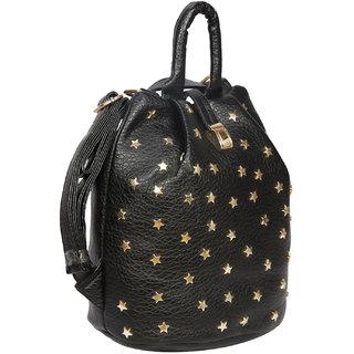 Bagkok Black Back Padding Backpack