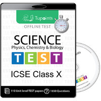 ICSE Class 10 Science(Physics,Chemistry,Biology)  Offli