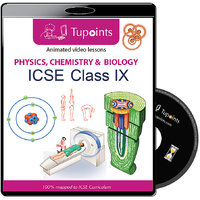 ICSE Class 9 Science(Physics,Chemistry,Biology)  Multim