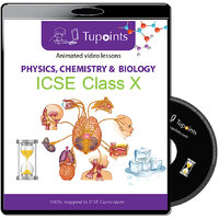 ICSE Class 10 Science(Physics,Chemistry,Biology)  Multi