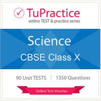 CBSE 10 Science Online TEST Voucher
