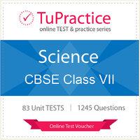 CBSE 08 Science Online TEST Voucher