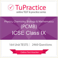 ICSE 09 Physics Chemistry Biology  Mathematics (PCMB) O