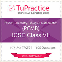 ICSE 07 Physics Chemistry Biology  Mathematics (PCMB) O